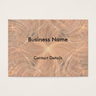 Luxury design appointment business card