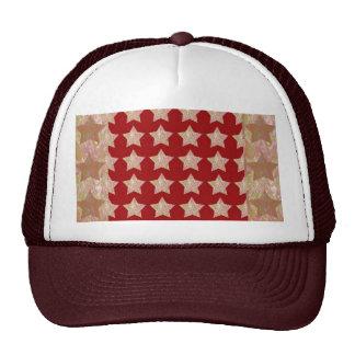 LUXURY DIVA Couture:  Elegant STAR Collection love Trucker Hat