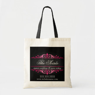 Luxury Event Planner Budget Tote Bag