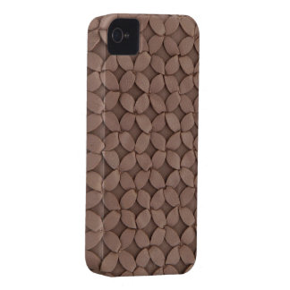 luxury fashion leather skin  VOL2 iPhone 4 Cases