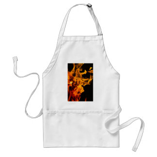 Luxury gold watch adult apron