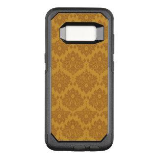 Luxury Golden Damask OtterBox Commuter Samsung Galaxy S8 Case