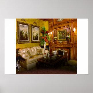 luxury home print