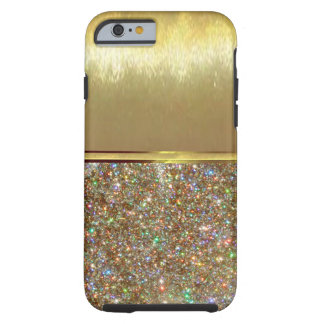 Luxury iPhone 6 Cool Shell Gold Design Case