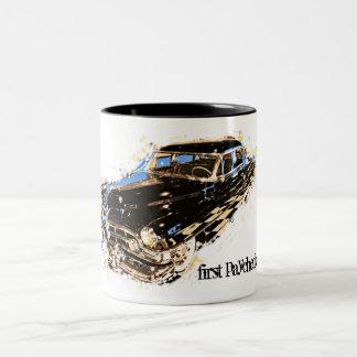 Luxury Jokes, Two-Tone Coffee Mug