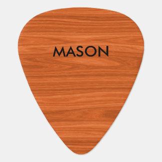 Luxury Monogram Guitar Picks