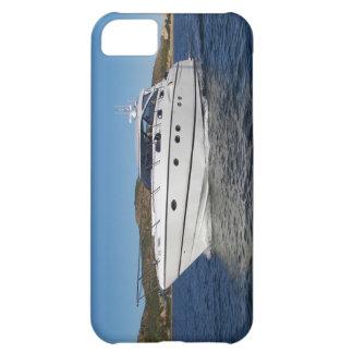 Luxury Motor Boat iPhone 5C Cases