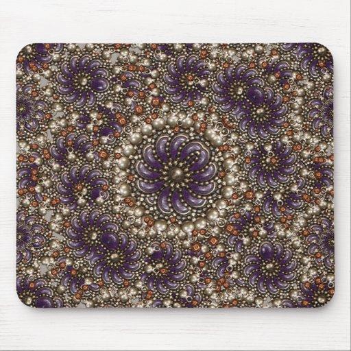 Luxury Ornament Artwork Mousepad
