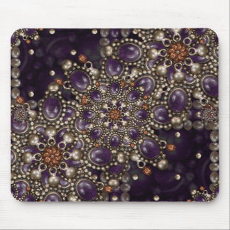 Luxury Ornament Artwork Mouse Pad