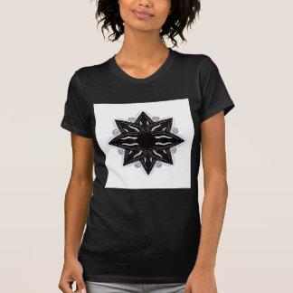 Luxury ornament  black on white T-Shirt