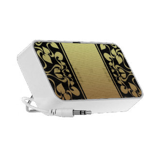 Luxury ornamental background iphone speaker.