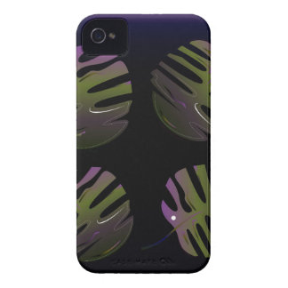 Luxury Palms original drawing 3D iPhone 4 Case-Mate Cases