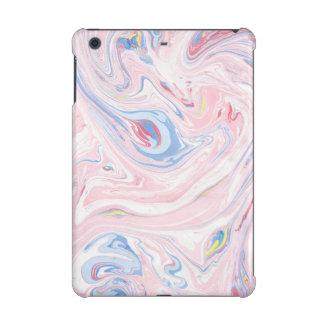 Luxury Rose Pink Marble Pastel Elegant Modern Art iPad Mini Retina Cover