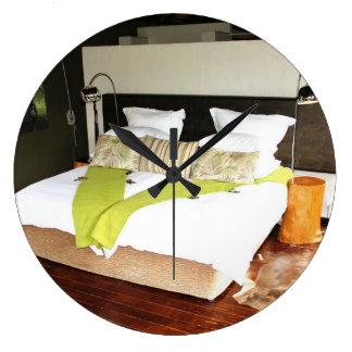 Luxury Safari Lodge Wall Clocks