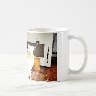 Luxury Safari Lodge Coffee Mug