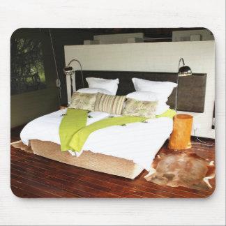 Luxury Safari Lodge Mousepads