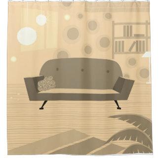 Luxury vintage Shower curtain