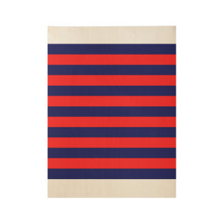 Luxury wooden Poster : with mare Stripes Wood Poster