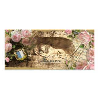 LUZERN 4 - Postcard / Rackcard / Greeting Card Rack Cards