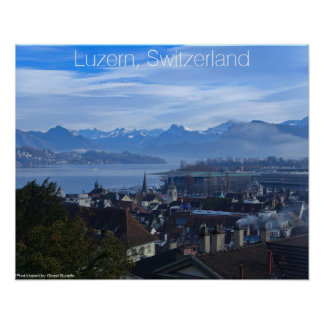 Luzern Poster