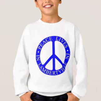 L'ville Peace Sweatshirt