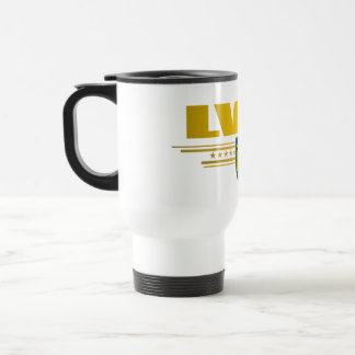 Lviv COA Travel Mug