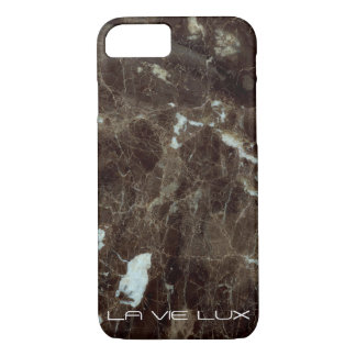 LVL - Brown Marble iPhone 7 Case