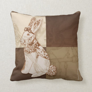 LW Steampunk Easter Pillow