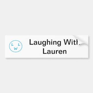 LWL Bumper Sticker