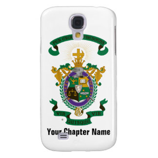 LXA Coat of Arms Samsung Galaxy S4 Cover