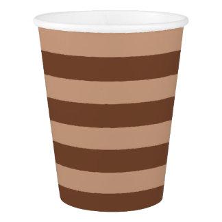 Lycan Stripes Paper Cup, 9 oz