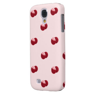 lychees pattern samsung galaxy S4 Galaxy S4 Cases