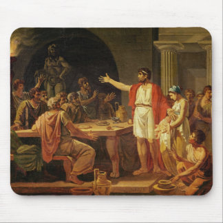 Lycurgus Showing the Ancients of Sparta their Mouse Pad