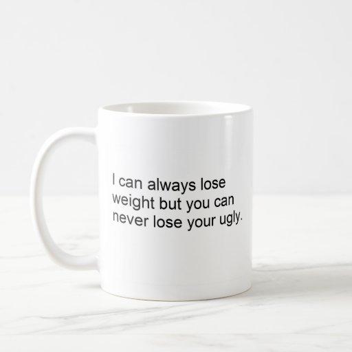 LYDA Mug-- I can always lose weight