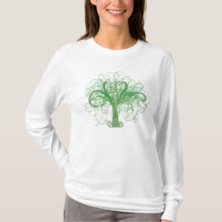 Lydia's Tree of Life (Front and Back) T-Shirt
