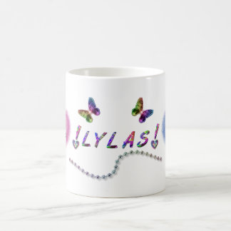 LYLAS Love you like a Sister Coffee Mug