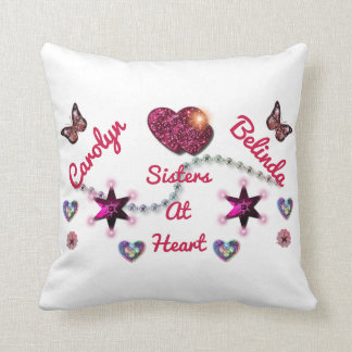 LYLAS Love You Like A Sister Cushion