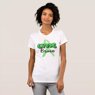 Lyme Brave Lyme Disease Awareness Shirt