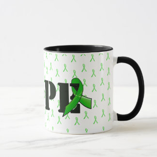 "Lyme Disease Awareness ""Hope"" Mug"