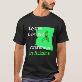 Lyme Disease Awareness in Arizona Shirt