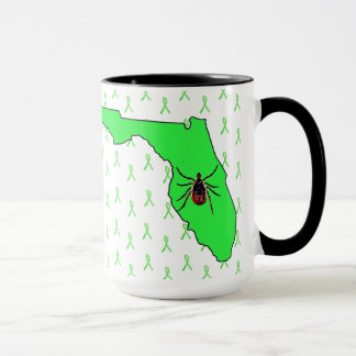 Lyme Disease Awareness in Florida Coffee Mug