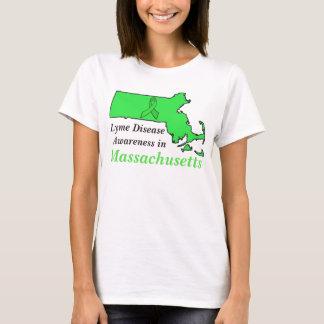 Lyme Disease Awareness in Massachusetts T-Shirt