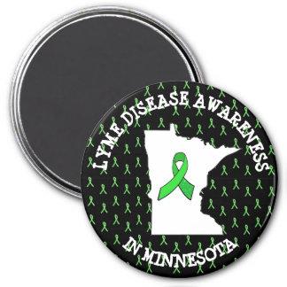 Lyme Disease Awareness in Minnesota Magnet