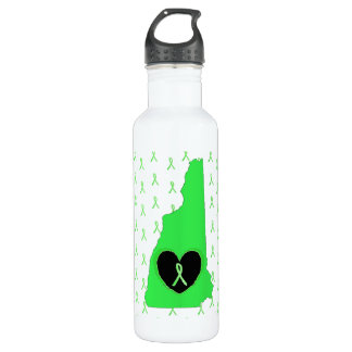 Lyme Disease Awareness in New Hampshire 710 Ml Water Bottle