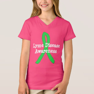 Lyme Disease Awareness Shirt for Lymie Child