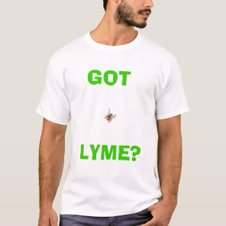 Lyme disease awareness T-Shirt