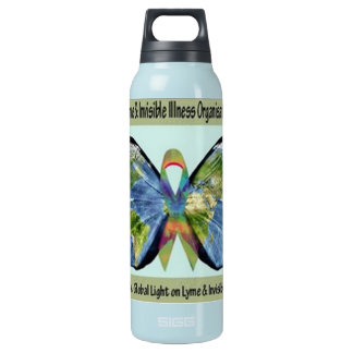 Lyme Disease Awareness Water Bottle