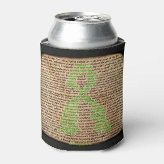 Lyme Disease Feelings Awareness Drink Holder Can Cooler