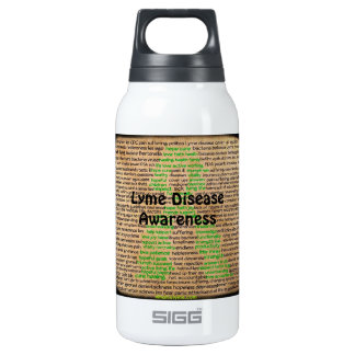 Lyme Disease Feelings Awareness Water Bottle