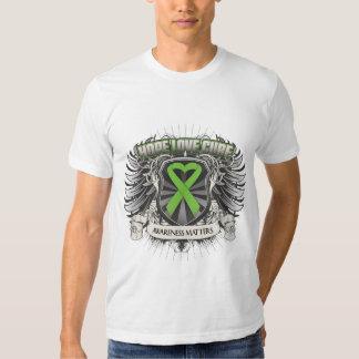 Lyme Disease Hope Love Cure Tees